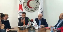 Presidente del Comité Internacional de la Cruz Roja asegura que la politización de la crisis en Siria crea desafíos para la labor humanitaria.