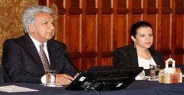El presidente ecuatoriano, Lenín Moreno, dió una cadena nacional en la cual anuncia medidas económicas que se suman a las de tomadas en 2019.