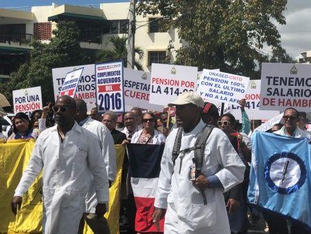 El acuerdo firmado entre el CMD y el ministerio de Salud Público dominicano, prevé una mejora en los salarios de los médicos.