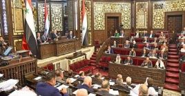 El presidente sirioBashar al Assademitió para convocar el 13 de abril a las elecciones de la Asamblea del Pueblo.