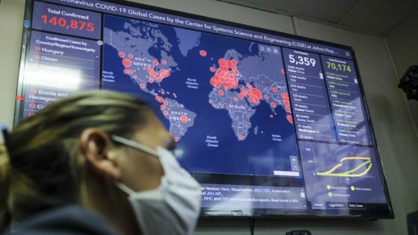 Covid-19 affects several nations of the world. Photo/Taken from Telesur.