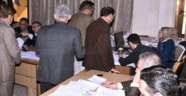 Más de ocho mil postulados a candidatura para  próximas elecciones parlamentarias en Siria.