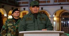 """Padrino López indicó que las medidas anunciadas por el presidente Nicolás Maduro, serán cumplidas y las FANB contribuirán a ello, """"las medidas serán aplicadas para cortar la propagación del virus, es la manera más eficaz"""", agregó."""