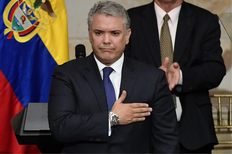 Continúan las investigaciones contra el presidente de Colombia | Noticias |  teleSUR