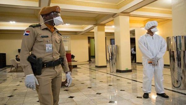 República Dominicana decretará estado de emergencia por Covid-19 ...