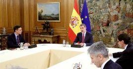 Este será el segundo discurso extraordinario de Felipe VI tras casi seis años de reinado.