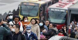 Latinoamérica registra un significativo aumento de infectados por la pandemia del coronavirus.