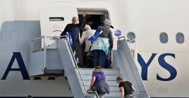 El Gobierno cubano manifestó su solidaridad y permitió que el crucero atracara en la isla para que los pasajeros fueran trasladados a Reino Unido.