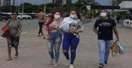 Brasil confirmó este domingo más de 1.500 casos de coronavirus.
