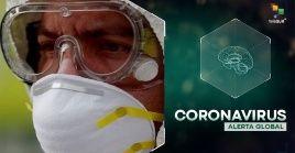 La OMStambién refiere que, entre los síntomas más comunes del nuevo coronavirus, están la fiebre, el cansancio y la tos seca.