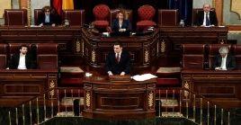 Con 321 votos a favor y 28 abstenciones el Congreso de España autoriza la prorroga del estado de alarma para prevenir la expansión del coronavirus.