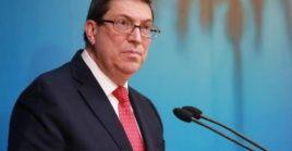 """El diplomático cubano aseveró que esta medida demuestra que el Gobierno de EE.UU. es la """"principal amenaza a la paz y tranquilidad de Nuestra América""""."""