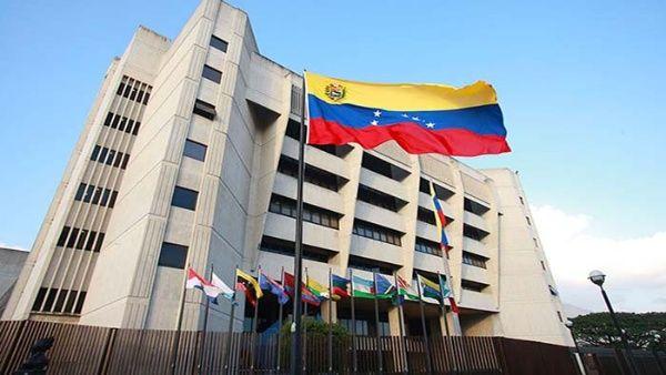 TSJ rechaza injerencia del Gobierno de EE.UU. contra Venezuela ...