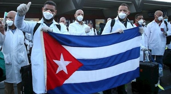 Spain: Catalonia Wants Cuban Health Workers to Fight COVID-19