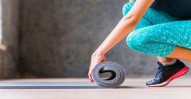 La estadía en casa durante esta cuarentena puede convertirse en un tiempo para empezar rutinas de ejercicios para mejorar la salud.
