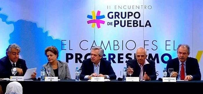 Grupo de Puebla analizará situación de la región ante Covid-19   Noticias    teleSUR