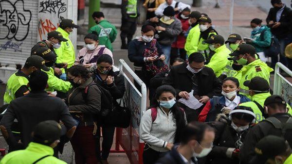 Brasil lidera contagios de Covid-19 en Latinoamerica | Noticias ...