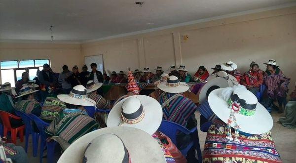 Exigen proteger pueblos indígenas en peligro en Bolivia | Noticias ...