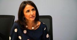 La ministra, Carolina Cuevas, explicó que la mujer chilena está necesitada de pedir orientación y ayuda cuando es víctima de la violencia intrafamiliar.
