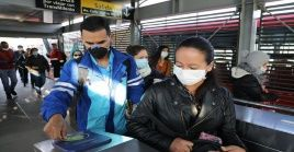 Según datos del organismo de control sanitario, en Colombia hay a la fecha 1.780 personas infectadas por Covid-19.