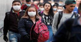 El Ministerio de Salud de Colombia entregó nuevo balance sobre el Covid-19 y se registra un aumento en casos de infectados y decesos.