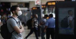 Brasil se mantiene al frente de la cifra de contagiados de Covid-19 de América Latina con 17.857 casos.