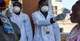 El virus Sars-Cov-2 se ha extendido hasta ahora en 52 de los 54 países del continente, con excepción de Lesotho e Islas Comores.