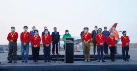 La vicepresidenta condecoró con la orden de Francisco de Miranda segunda clase, a delegación de expertos médicos chinos que cumplieron con éxitos su misión para combatir el Covid-19 en la nación suramericana.