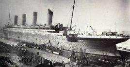 El Titanic fue considerado el barco más grande del mundo en el momento de su inauguración.