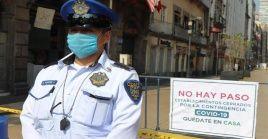 El representante de la OMS reiteró que es importante mantener el confinamiento, así como dar seguimiento sanitario a las personas infectadas.