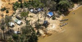 Comunidades indígenas en Brasil temen que la pandemia produzca un aumento de la deforestación ilegal en el territorio.