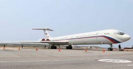 Hasta la fecha Rusia a retornado a 4.000 connacionales varados en diferentes países por el Covid-19.