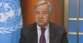 Antonio Guterres instó a respaldar las acciones de la OMS en la lucha contra la pandemia del Covid-19.
