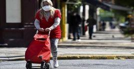 En Argentina rige el aislamiento social obligatorio hasta el próximo 26 de abril.