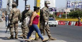 Después de Brasil, Perú es el país más afectado por la pandemia al reportar 15.628 casos positivos.