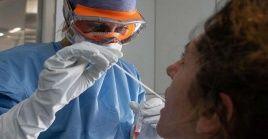Las cantidades más significativas de contagios se localizan en la provincia de Buenos Aires, con 975 casos.