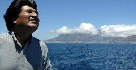 En el 2018, Evo afirmaba que Bolivia nunca renunciaría a la negociación por una salida soberana al Pacífico.