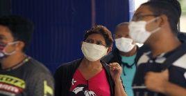 De acuerdo al ministerio de Salud, la cifra total de fallecidos en Brasil aumentó 3.313y la de contagiados llegó a 49.492.