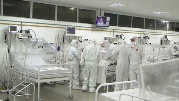 Más de 4.000 enfermeros son suspendidos en Brasil por Covid-19 ...