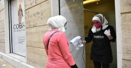 De acuerdo a las autoridades de sanitarias de Siria, 21 personas fueron recuperadas tras ser contagiadas por la Covid-19.