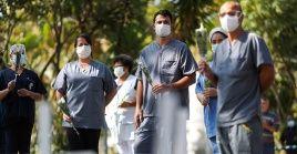Brasil es el país de América Latina más azotado por la pandemia de la Covid-19.