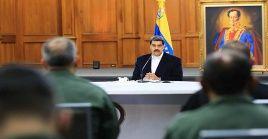 El jefe de Estadodenunció que la operación bélica contra la estabilización del país se preparó desde el 10 de marzo.