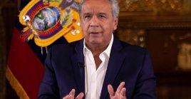 El presidente Lenín Moreno resaltó el apoyo del Consejo de Seguridad para la puesta en vigor de la medida.