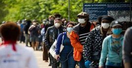 El director del Instituto Nacional de Alergia y Enfermedades Infecciosas, Anthony Fauci, vaticino que la Covid-19 dejaría un saldo de entre 100.000 y 200.000 muertos en EE.UU.