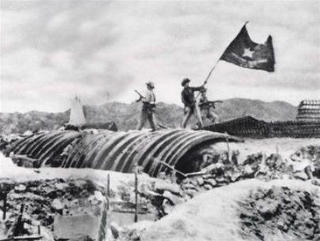 El general Vo Nguyen Giap junto a Ho Chi Minh fueron los grandes héroes de la Batalla de Dien Bien Phu.