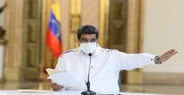 """El Alto mandatario aseveró que elopositor, Juan Guaidó, ordenó la incursión, """"Silver Corp quería causar violencia con el aval de Guaidó, él quería asesinarme"""", agregó."""