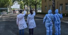 Un total de 74 pacientes de la Covid-19 fueron dados de alta el sábado en la parte continental de China.