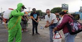 El primer caso en el departamento de Amazonas fue registrado el pasado 17 de abril, a la fecha ya suma 26 contagiados de Covid-19 que han fallecido.