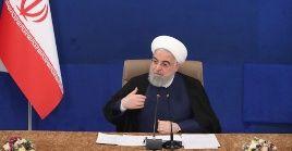 El presidente de Irán resaltó que el apoyo del pueblo ha sido crucial para el enfrentamiento a la Covid-19 en el país.