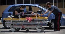 México registró en las ultimas 24 horas 353 muertes debidas al coronavirus.